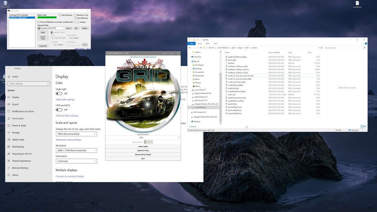 Teknoparrot Loader (v1 0 0 201)   Arcade PC - Page 363 - ARCADE PC