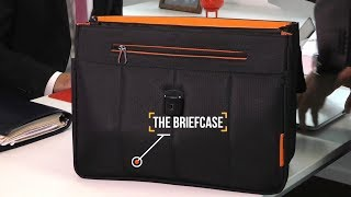 The new luggage collection The Chase (including a lifetime warranty) by Davidts leathergoods
