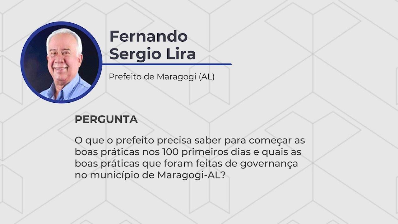 Quais as boas práticas que foram feitas de governança no município de Maragogi-AL?