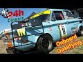 24h Classic Qualifying | NSU TT Onboard Nürburgring GoPro HD