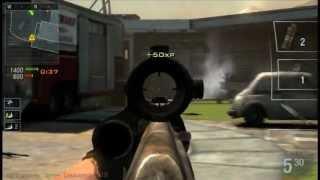Call of Duty Black OPS Declassified nuke house FFA 1