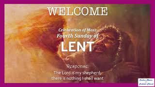Mass, Fourth Sunday of Lent 2021