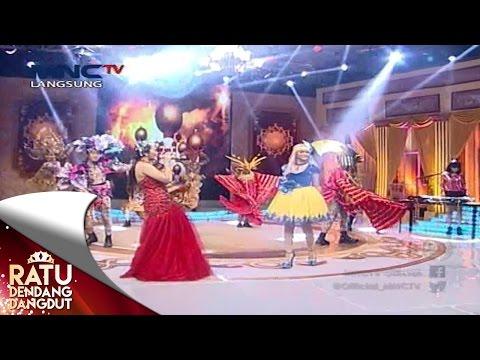 Putri Joget VS Putri Goyang - Ratu Dendang Dangdut (31/8)