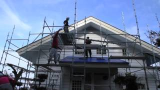 First Galaxy Energy Solar Roof in Japan 14+ Kilowatts