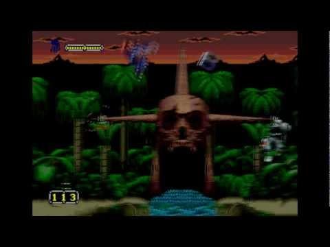 Doom Troopers Прохождение (Sega Rus)