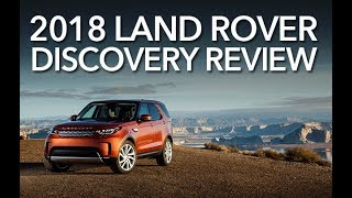 2018 Land Rover Discovery Review. Best 7 Seat SUV ?