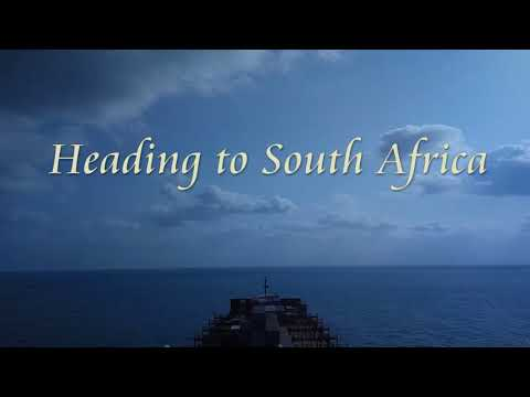 Shore-Leave in CAPE TOWN | Merchant Navy | Life at Sea