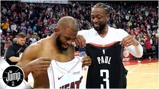 Dwyane Wade to play 2-3 more years? Nope, he's crafting a 'perfect ending' to his career   The Jump