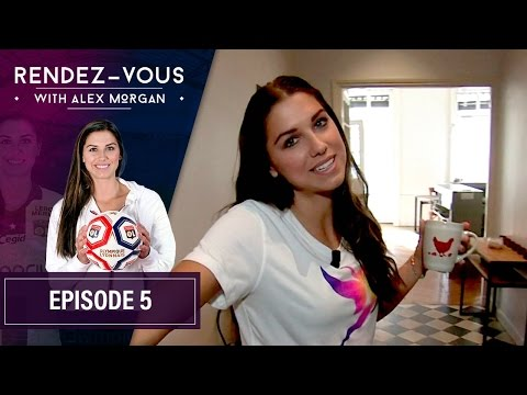 RDV with Alex Morgan | Episode 5
