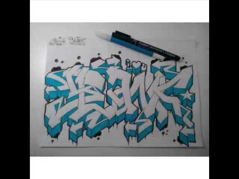 Agi Grafiti Name