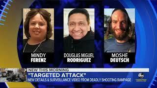 New developments in shootout that left 6 dead in New Jersey