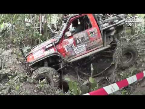 Borneo Safari 22nd International OFF-ROAD Challenge 2012 (Part 2) - By; K