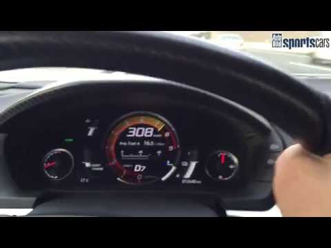309km'h : 2017 Honda NSX TOP SPEED / POV / Autobahn / Acceleration ...