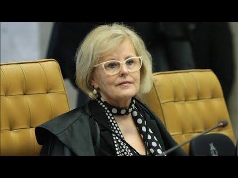 AGORA: ROSA WEBER DERRUBA DECRETOS DO BOLSONARO
