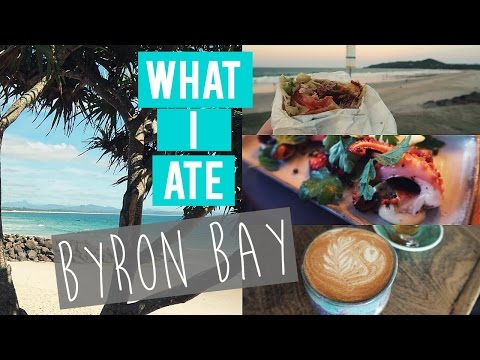 TRAVEL WITH ME! BYRON BAY!