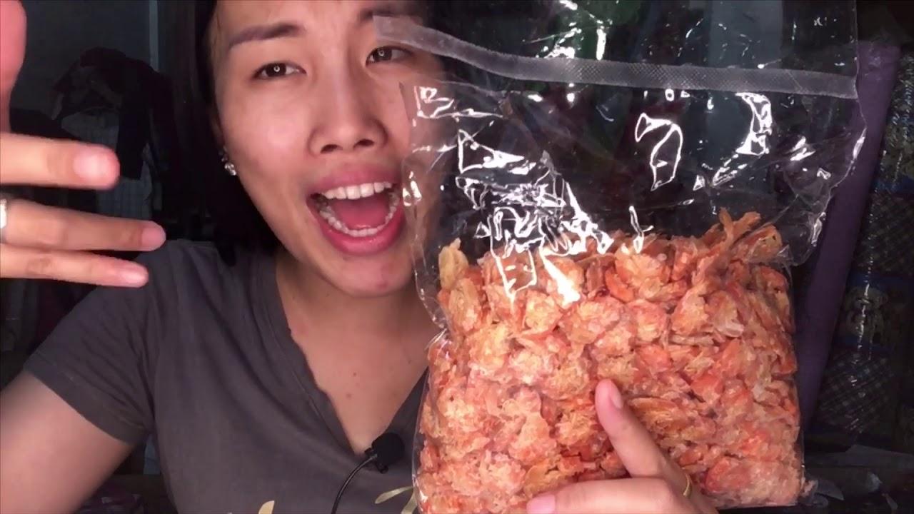 กุ้งแห้งอร่อยที่สุด 🦐  อร่อยมาก 👉🏻 อาหารทะเลตากแห้ง จ.สตูล | Fai