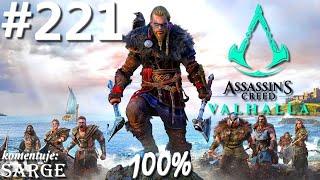 Zagrajmy w Assassin's Creed Valhalla PL (100%) odc. 221 - Kapitanowie rzeki Ren