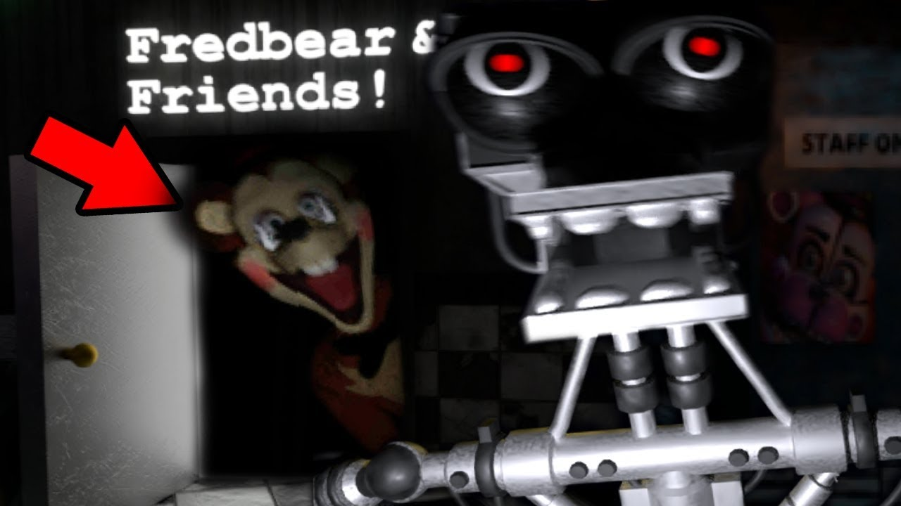 keep-the-door-closed-at-all-times-you-dont-want-this-animatronic-inside-fnaf-hidden-gems-ending