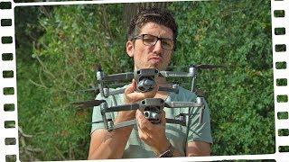 Kino im FLIEGEN! - DJI Mavic 2 Pro & Zoom - Review