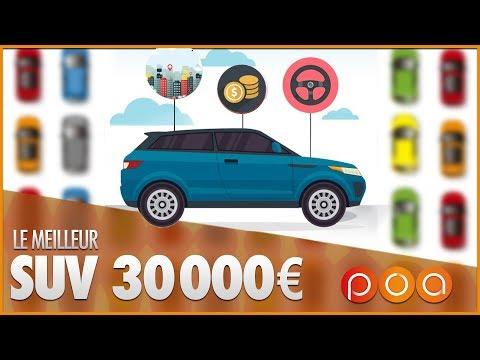 🚗 QUELLE SUV ACHETER POUR 30000 € ?