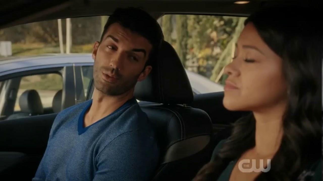 Download Jane the Virgin  season 5 episode 10 jane & rafael in the car talking scene