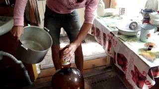 Вино из груши в домашних условиях .Заготовка от Alex Men .