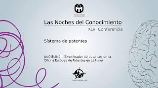 Sistema de patentes   José Beltrán   Mensa España