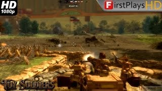 Toy Soldiers - PC Gameplay 1080p