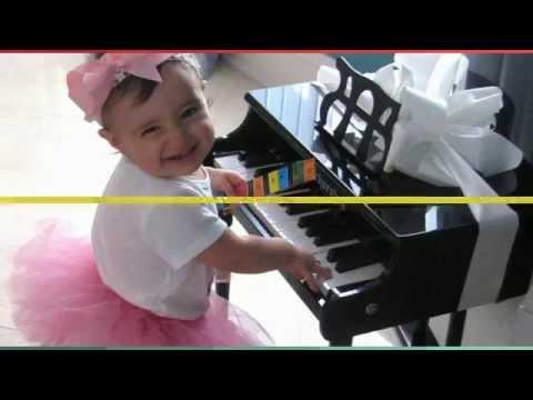 Tiny Keys Childrens Musical Instruments