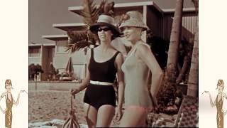 1960's Swimwear Fashion Film Thumbnail