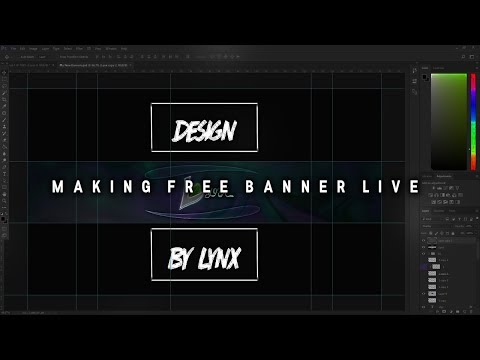 Making Free Banner Live (Join To Get A Free Design)