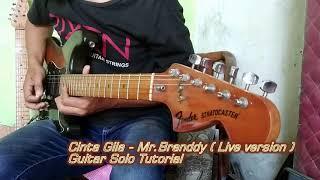Download Video Cinta gila (Mr. Branddy) live version guitar solo tutorial MP3 3GP MP4