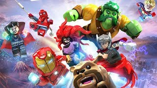 LEGO Marvel Superheroes 2 - All Characters Gameplay