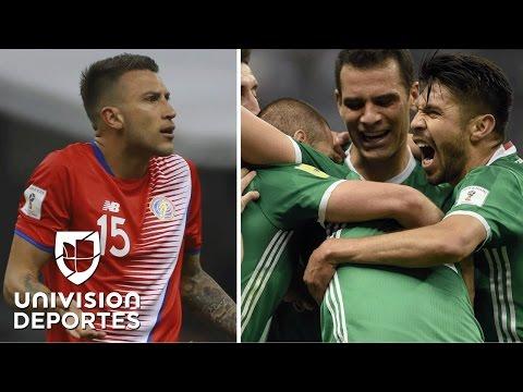 Problemas para el Tri: Costa Rica se quejó ante la FIFA por falta de respeto a su bandera