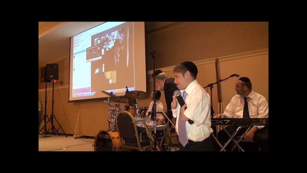Nissin Bar Mitzvah with Baruch Levine