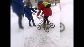 Триллер пародии клипа  Тимати feat. - Баклажан (Лада Седан)