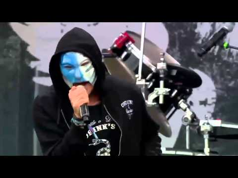 Hollywood Undead - Usual Suspects LIVE @ Graspop Metal