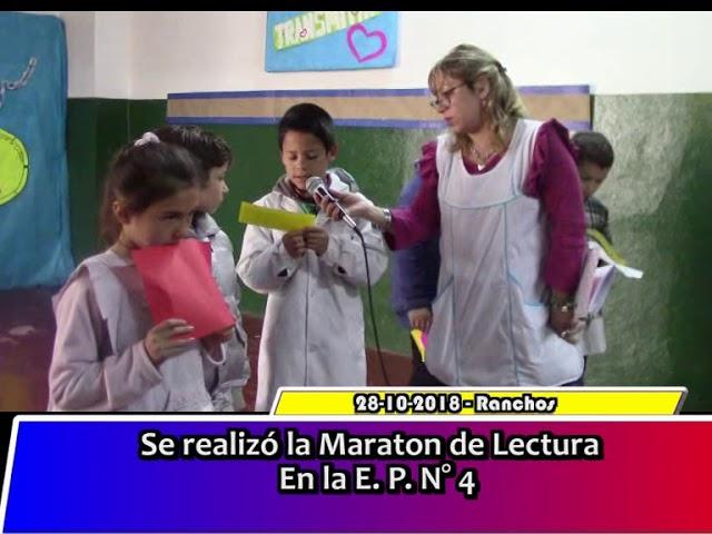Maraton de Lectura EP 4