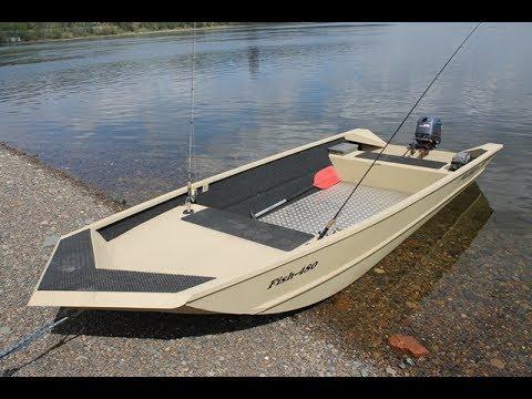 Алюминиевая лодка Fuso Jet Fish-480