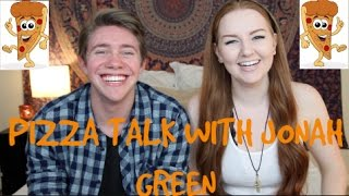 "Pizza Talk // Ep. #4: ""Fitting in"", Public Speaking, ""He Won't Text Me Back"" & MORE! Thumbnail"
