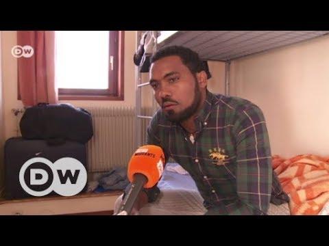 Calais nach wie vor Anziehungspunkt für Migranten | DW Deutsch