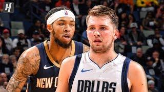 Dallas Mavericks vs New Orleans Pelicans - Full Highlights | October 25, 2019 | 2019-20 NBA Season