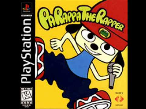 Parappa The Rapper - Level 2 - Car Song - HQ