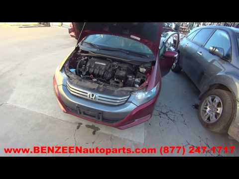 2010 Honda Insight For Sale - 1 Year Warranty