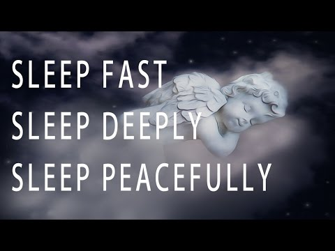 Guided meditation for a deep peaceful and calm sleep | A guided sleep visualization
