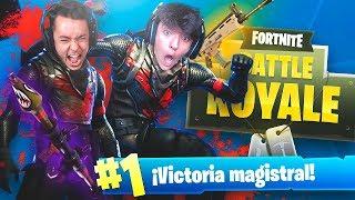 MI MEJOR VÍDEO DE FORTNITE!! FORTNITE: Battle Royale - Agustin51