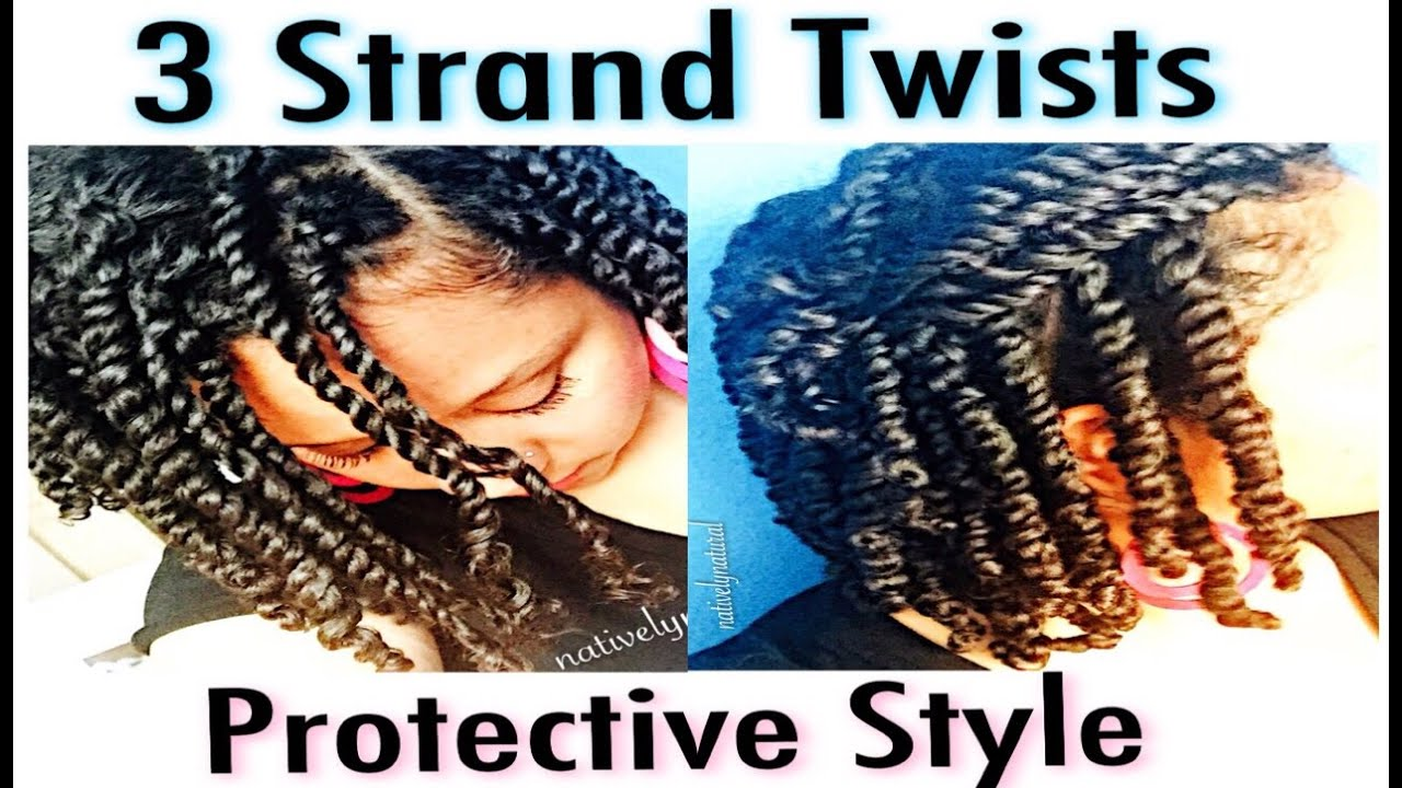 Protective Style On Natural Hair