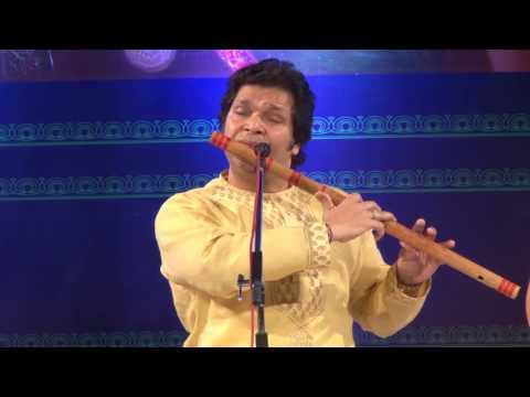 8th Annual Music Festival 2017 - Samagana Dhanvantri Concert Series - Flute by Rakesh Chaurasia