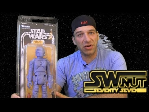 "Gentle Giant 12"" Boba Fett First Shot Premier Guild Exclusive-Review"