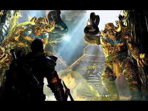 God Of War PS4 - Part 19 : Tyr's Vault